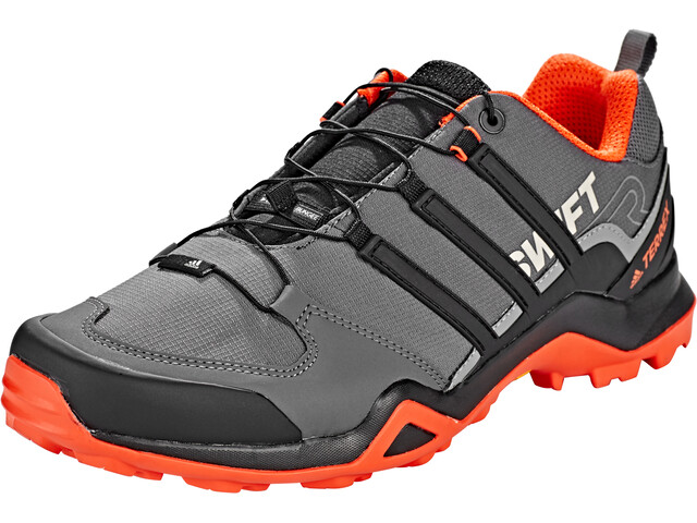 db177525b adidas TERREX Swift R2 Shoes Men grey five/core black/active orange ...
